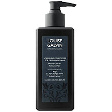 Buy Louise Galvin Natural Locks Nourishing Conditioner for Dry/Damaged Hair, 300ml Online at johnlewis.com