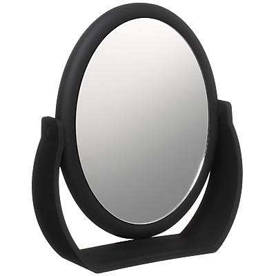 Black makeup shop for cheap bags and save online for Black vanity table without mirror