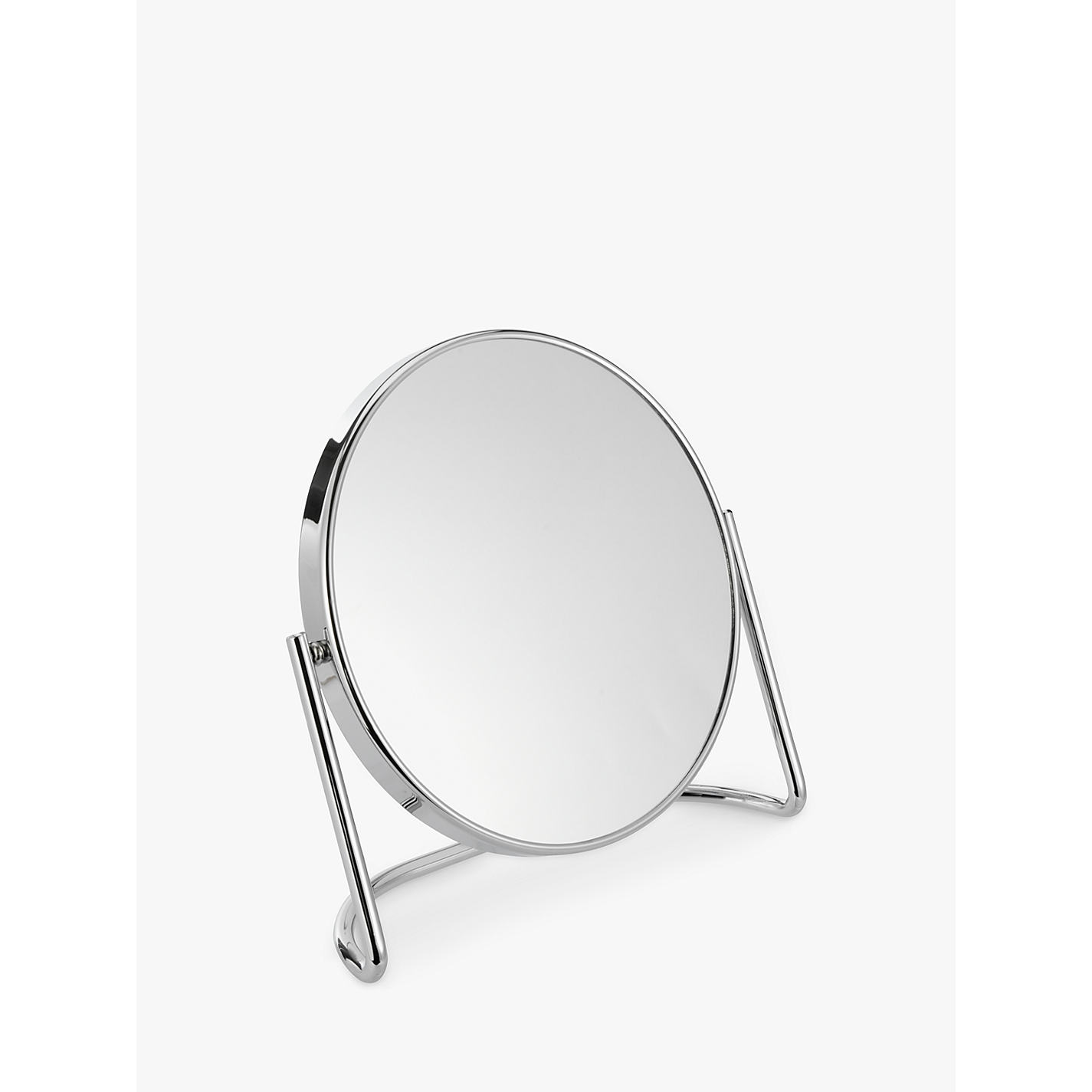 Buy John Lewis Dstand 7x Mirror Chrome Online At.