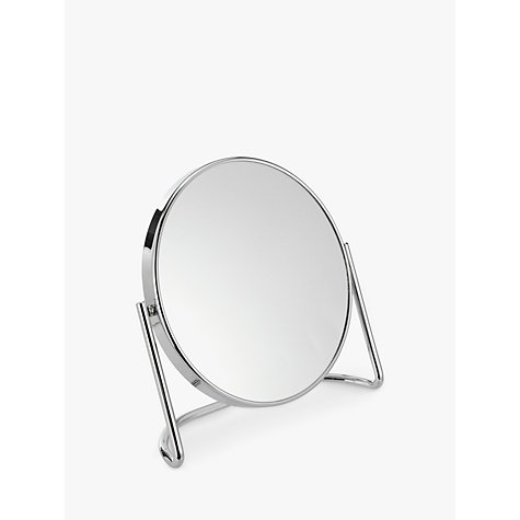 Buy John Lewis D-Stand 7x Magnification Mirror, Chrome Online at johnlewis.com