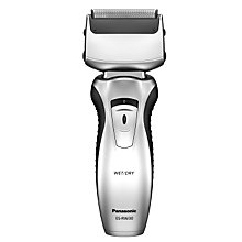 Buy Panasonic ES-RW30 Wet and Dry Shaver Online at johnlewis.com