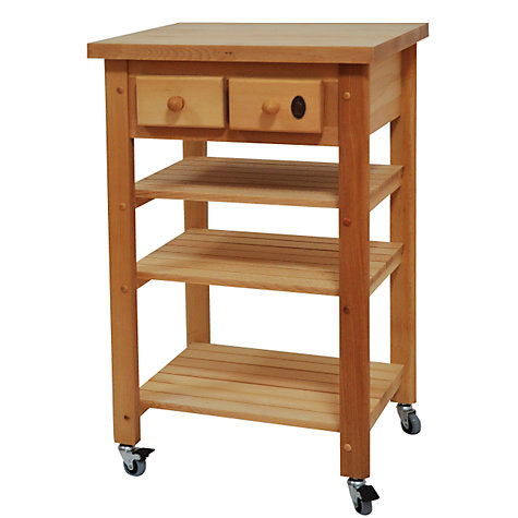 Buy Eddingtons Highclere Butcher's Trolley Online at johnlewis.com