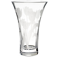 Buy John Lewis Tulip Vase Online at johnlewis.com