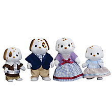 Buy Sylvanian Families Henry-Lloyd Chocolate Dalmatian Family Online at johnlewis.com