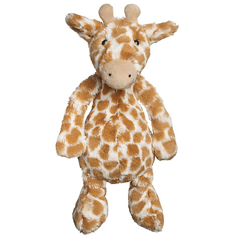 Buy Jellycat Bashful Giraffe, Medium Online at johnlewis.com