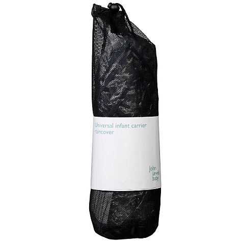 Buy John Lewis Baby Universal Infant Seat Raincover Online at johnlewis.com