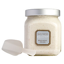Buy Laura Mercier Almond Coconut Milk Scrub, 300g Online at johnlewis.com