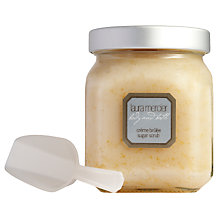 Buy Laura Mercier Crème Brulee Sugar Scrub, 300g Online at johnlewis.com