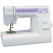 Buy Janome 4618 Sewing Machine Online at johnlewis.com
