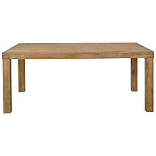 Buy John Lewis Batamba 6 Seater Dining Table Online at johnlewis.com