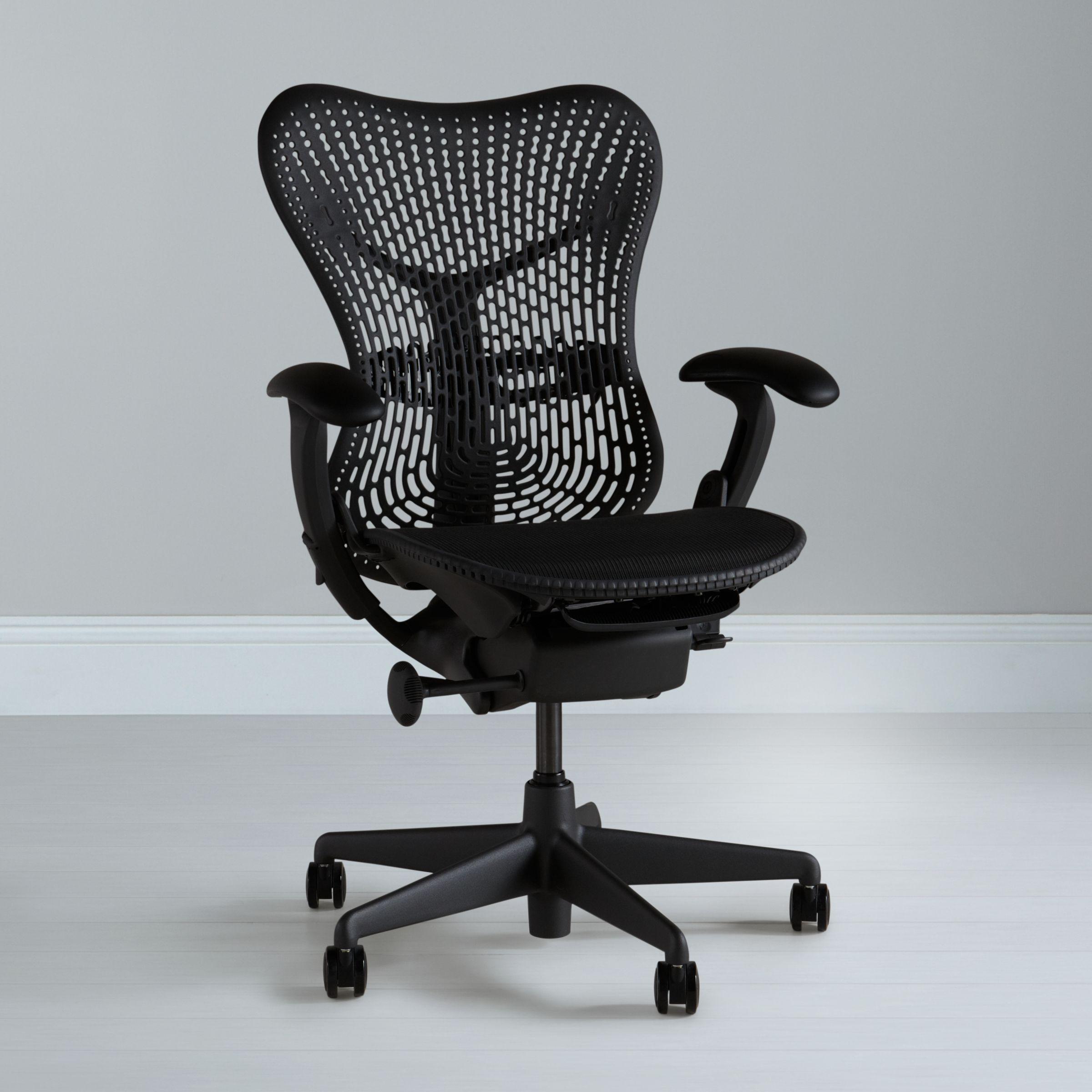 Herman Miller Mirra Office Chair, Graphite 332673