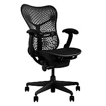 Buy Herman Miller Mirra Office Chair Online at johnlewis.com