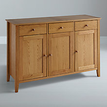 Buy John Lewis Ellis 3 Door Sideboards Online at johnlewis.com
