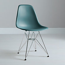 Buy Vitra Eames DSR Side Chair Online at johnlewis.com