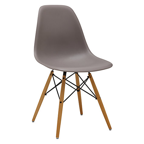Buy Vitra Eames DSW Side Chair Online at johnlewis.com