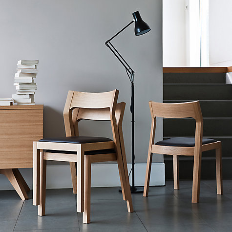 Buy Matthew Hilton for Case Profile Dining Chair, Oak Online at johnlewis.com
