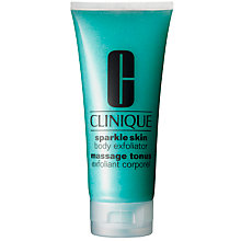 Buy Clinique Sparkle Skin Body Exfoliator, 200ml Online at johnlewis.com