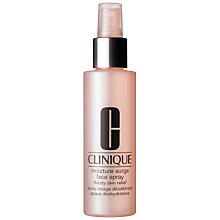Buy Clinique Moisture Surge Face Spray - All Skin Types, 125ml Online at johnlewis.com
