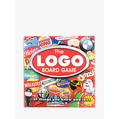 The Logo Board Game 163303