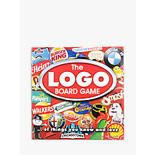 Buy Drumond Park The Logo Board Game Online at johnlewis.com