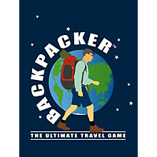Buy Wild Card Games Backpacker - The Ultimate Travel Game Online at johnlewis.com