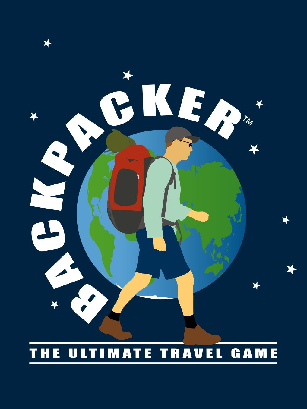 Wild Card Games Wild Card Games Backpacker - The Ultimate Travel Game