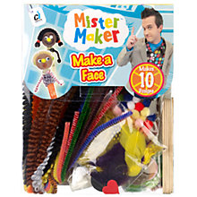 Buy Mister Maker Make a Face Online at johnlewis.com
