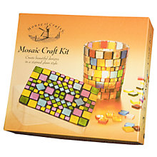 Buy House of Crafts Mosaic Craft Kit Online at johnlewis.com