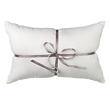 Buy John Lewis Winter Snow Goose Down Standard Pillow Online at johnlewis.com