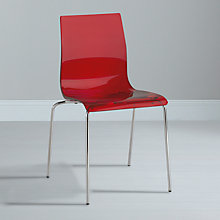 Buy John Lewis Gel Dining Chairs Online at johnlewis.com