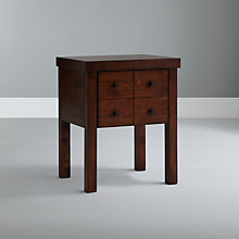 Buy John Lewis Kerala Bedside Table Online at johnlewis.com