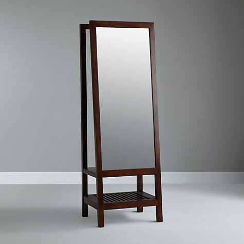 Buy John Lewis Kerala Leaning Mirror Online at johnlewis.com
