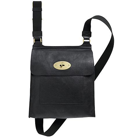 Buy Mulberry Antony Messenger Across Body Bag Online at johnlewis.com