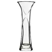 Buy Waterford Crystal Siren Stemmed Vase, 30cm Online at johnlewis.com