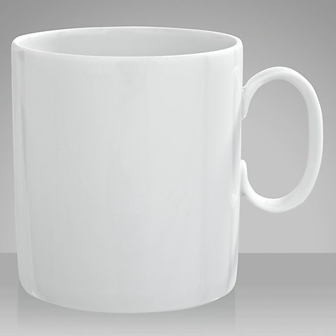 Buy Thomas Medaillon White Teacup Online at johnlewis.com