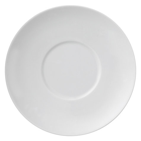 Buy Rosenthal Thomas Medaillon Tea Saucer Online at johnlewis.com