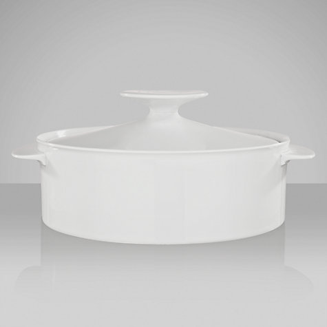 Buy Rosenthal Thomas Medaillon Covered Vegetable Dish Online at johnlewis.com