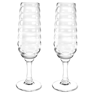 Sophie Conran for Portmeirion Champagne Flutes, Set of 2