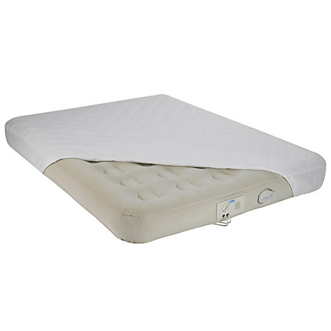 Buy AeroBed Ultra Mattress, Beige, Single Online at johnlewis.com