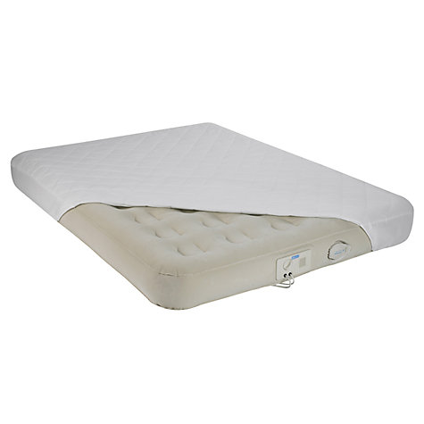 Buy AeroBed Ultra Mattress, Beige, King Size Online at johnlewis.com