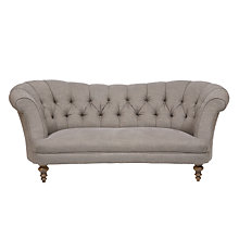 Buy John Lewis Hayworth Large Chesterfield Sofa Online at johnlewis.com