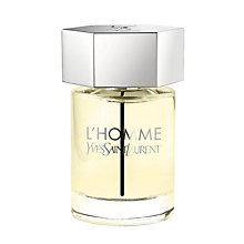 Buy Yves Saint Laurent L'Homme Eau de Toilette Natural Spray Online at johnlewis.com