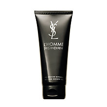Buy Yves Saint Laurent L'Homme Shower Gel, 200ml Online at johnlewis.com