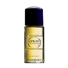 Buy Yves Saint Laurent Opium Pour Homme Eau de Toilette Natural Spray Online at johnlewis.com