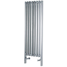 Buy Bristan Quadrato Towel Rail, 92 x 56 cm Online at johnlewis.com