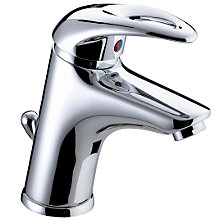 Buy Bristan Java Basin Mixer Tap (Pop-up Waste) Online at johnlewis.com
