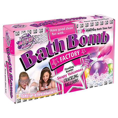 Buy Wild Science Bath Bomb Factory Online at johnlewis.com