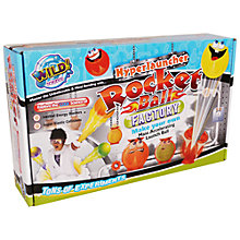 Buy Wild Science Hyperlauncher Rocket Ball Factory Online at johnlewis.com