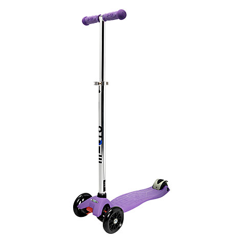 Buy Maxi Micro Scooter, Purple Online at johnlewis.com