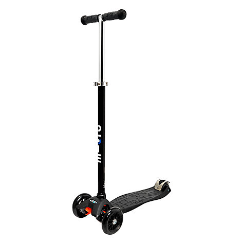 Buy Micro ScootersMaxi Micro Scooter, Black Online at johnlewis.com